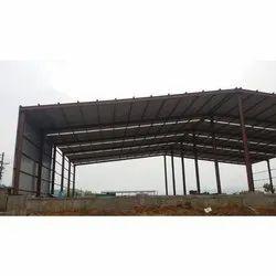 Mild Steel Prefab Industrial Roofing Sheds