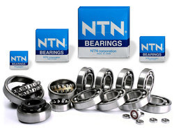 SAE 52100 NTN Ball Bearing, For Industrial, Weight: 200 - 800 Grams