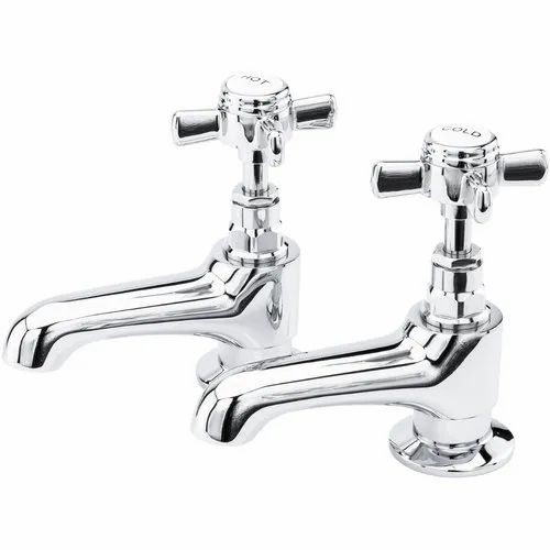 Stainless Steel Bathroom Taps, for Bathroom Fitting