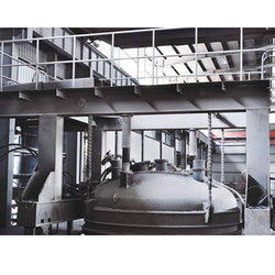 Vacuum Degasser for Steel Treatment