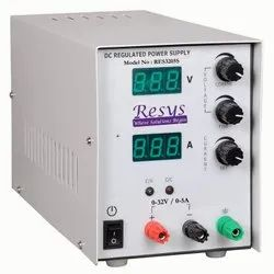 Dc Regulated Power Supply 30v 5a Resys Model 3205s