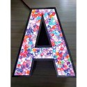 Diamond Acrylic Letter