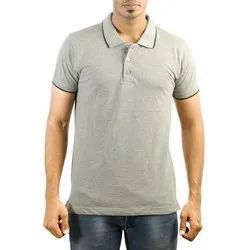 Mens Polo Neck T Shirts