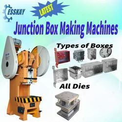 MS Electrical Box Making Machine