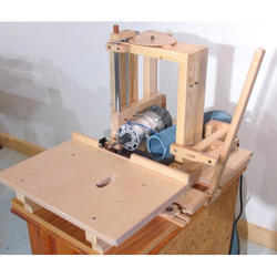 CNC Wood Drilling Machine