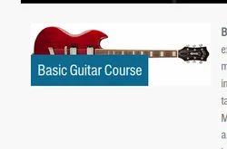 Basic Guitar Course