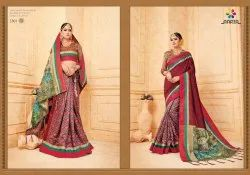 Rachna Art Silk Digital Printed Digi Mode Catalog Saree For Women