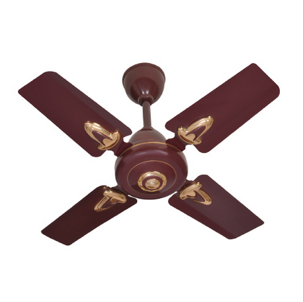 Small blade ceiling fan 4 blade small ceiling fan manufacturer small blade brown ceiling fan aloadofball Choice Image
