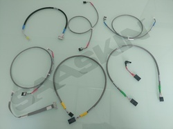 Wiring Harness, Size: Range 100 to 350 mm