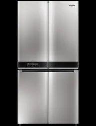 Whirlpool 4 Door 677 Ltrs Saturn Steel Refrigerator