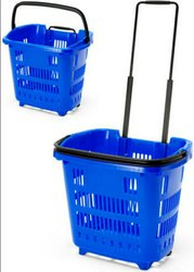 DOSSIER PLASTIC SHOPPING  TROLLEY