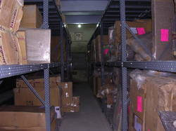 MS Bulk Storage Racks