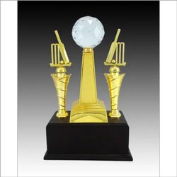 Fiber Cricket Trophy