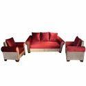 5 Seater Velvet Sofa Set