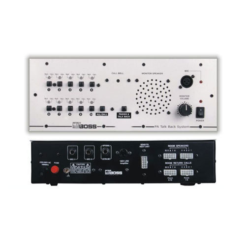 PA Talk Back System SBS-10 (10 ZONE)