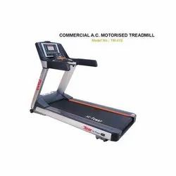 TM-418 Commercial A.C Motorized Treadmill