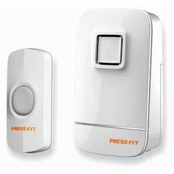 Press Fit Echo Cordless Door Chime