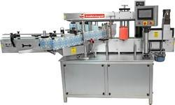 Round & Flat Bottles Automatic Sticker Labeling Machine