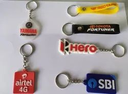 Silicon Key Chains