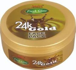 Gold Face Pack for Parlour