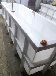 Industrial PP Electroplating Tank