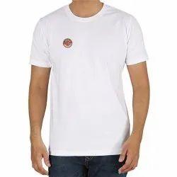 Boys Plain White T-Shirt