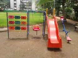4-In-1 Combo Play Set