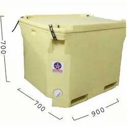 330 L Rubber Clamp Ice Box