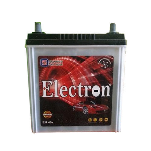 Electron Car Battery Voltage 12 V Rs 2700 Piece Nav Maharashtra
