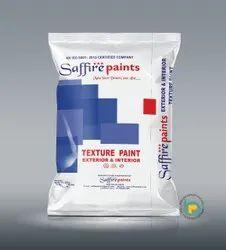 Saffire Paints Matt Super Fine Texture, Packaging Type: Bag And Bucket