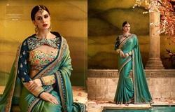 Exclusive Embroidery Saree