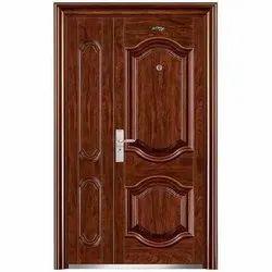 Exterior Finished Teak Wooden Door, For Home
