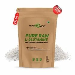 Pure Raw L-Glutamine 250 gm