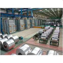 Aluminum Coil and Foil Annealing Furnace