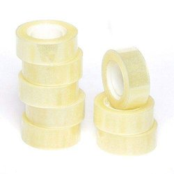 Single Sided Plastic Transparent Packaging Tape, Size: 2 inch