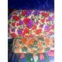 Fancy Floral Printed Lycra Velvet Fabric For Garments