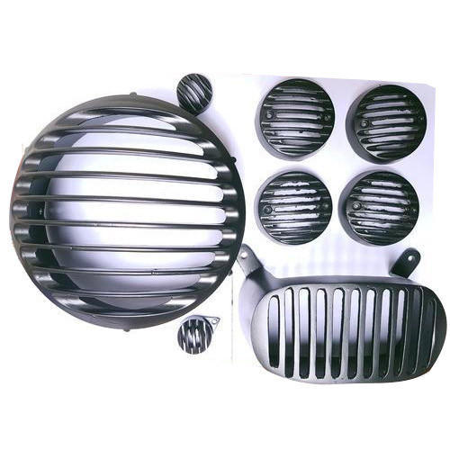 Electra Bike Headlight Cover Set