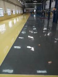 High Build Epoxy Floor Coating