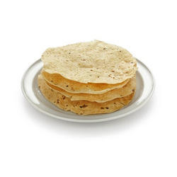 Salty Udad Papad, Packaging Size: 250 Gram, 500 Gram, 1 Kg, 10 Kg