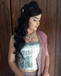 Ethereal Bridal Hair Makeup