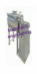 microtech engineering Standard VACUUM PADDLE MIXER DRYER, Automation Grade: Automatic, Capacity: Gmp