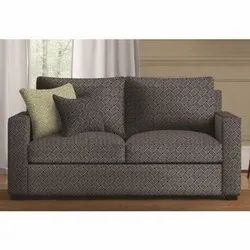 Two Seater Sofa, For Home, Hotel, Seating Capacity: 2 Seater