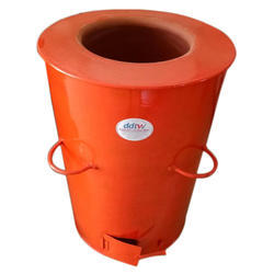 Orange Drum Tandoor