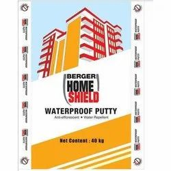 Berger Waterproof Putty, Packing Size: 20 kg
