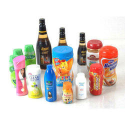 PVC Printed Shrink Labels, Packaging Type: Roll, for Promotion and Packaging