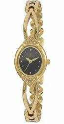 Black Formal Wear Women's Titan Watch