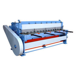 Mechanical Shearing Machine Under Crank