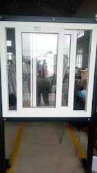 2 Track UPVC Sliding Window