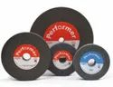 BROWN ALUMINIUM OXIDE GRINDING WHEELS