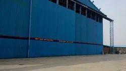 Prefab Steel Ware House Construction